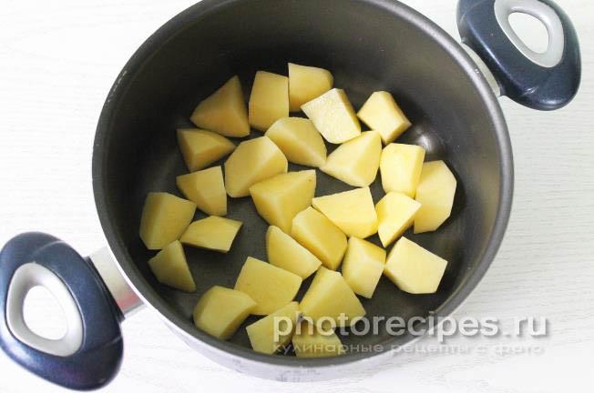 рыбный суп рецепт с фото